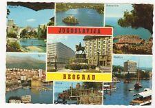Beograd Jugoslavia Postcard 611a