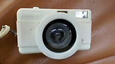 Vintage Lomography Fisheye 35mm White Camera