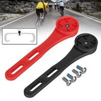 Manubrio integrato Computer Mount per Garmin GPS ciclismo bici PVC con viti !