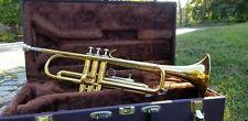 Buescher BU-7 Trumpet Serial # ML 20349 GREAT