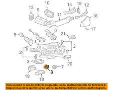 Mercedes MERCEDES-BENZ OEM 06-12 R350 Seat Track-Seat Switch 21587000107C45