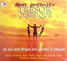 Compilation 4xCD Mon Premier Trésor Classique - France (M/M - Scellé / Sealed)