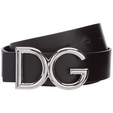 Dolce&Gabbana belt men BC4248AC49387653 Black leather