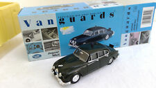 VANGUARDS 1/43 VA08400 Jaguar MKII - Somerset Constabulary     BOXED