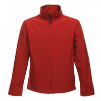 Regatta Mens Classic Softshell Jacket - Water Repellent and Wind Resistant