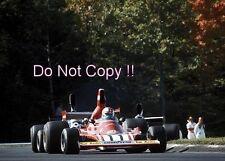 Clay Regazzoni Ferrari 312 B3 USA Grand Prix 1974 Photograph 2