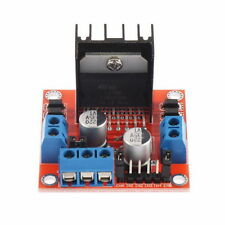 L298N DC Stepper Motor Driver Module Dual H Bridge Control Board for Arduino QE