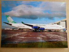 BWIA / WEST INDIES AIRWAYS  A 340-313   9Y-JIL      / COLLECTION VIL N° 1519