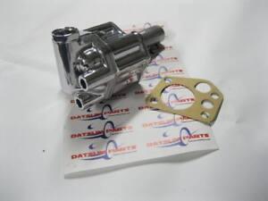 Datsun Z 240Z 260Z 280ZX 510 L16 L18 L28 HD High Volume Oil Pump New POLISHED