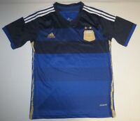 Argentina National Football Team Adidas Climacool #5 Jersey Small Soccer Futbol