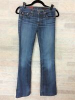 """AG Adriano Goldschmied Women's Jeans The Angel Boot Cut Size 25 Inseam 31"""""""