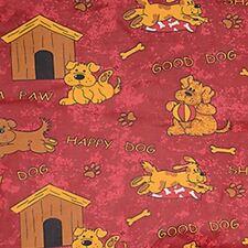 Artículos de color principal rojo XXL para perros