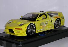 Muscle Machines 2003 Acura 03 NSX Import Tuner Endless Drifting Street 1:18