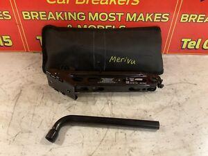 Vauxhall Meriva Jack Kit 54 Plate