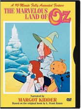 The Marvelous Land of Oz (DVD)  NEW sealed