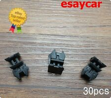 30 Benz W129 W140 260E 300E Body Panel Push Type Clip Nylon Retainer 1249900792
