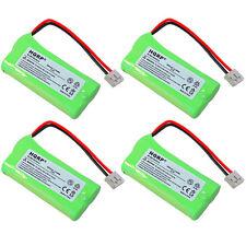 4x HQRP Phone Battery for AT&T BT18433 BT28433 BT184342 BT284342 DS6111 BT28433