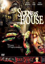 Sickness House DVD Horror 2007 >Brand New - In Stock - Fast Ship<