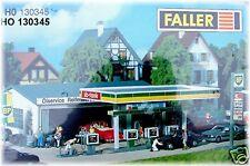 Faller H0 130345 GASOLINERA CON SERVICE# NUEVO EN EMB. orig. ##