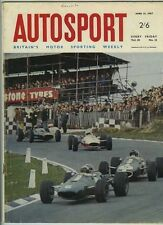 Autosport April 21st 1967 *Graham Hill Interview & Triumph Spitfire Mk3*