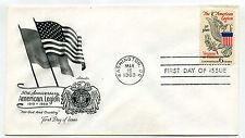 1369 American Legion Artmaster FDC