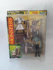 Frankenstein Laboratory Playset MCFARLANE TOYS McFarlane's Monsters MOC GV