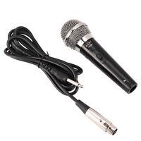 Palmare professionale cablato Microfono dinamico Voce chiara senza bisogno