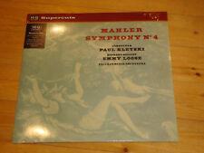 Mahler Symphony No.4 KLETZKI Audiophile EMI HI-Q RECORDS 180g LP NEW SEALED