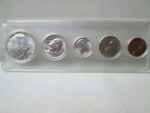 1964 US Uncirculated Silver Set