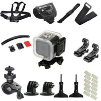17 in 1 Outdoor Cycling GoPro Accessories Kit for GoPro Hero 5 Session/4 Session