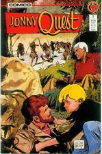 Jonny Quest # 7 (Dan Spiegle) (Estados Unidos, 1986)