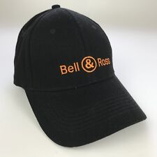 BELL&ROSS CAP GORRA BLACK GENUINE KAPPE BERRETTO BORDADOS NEW ONE SIZE