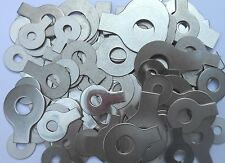 M5,M6,M8,M10,M12 Tab Washers - Tab Locking Washers A4/316 Marine Stainless x100