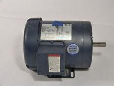 Leeson 110214.00 Electric Motor 3Ph 1/2HP 1140RPM 575V ! WOW!