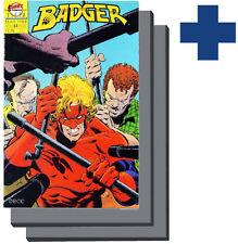 |•.•| BADGER • Issues 33,34,35 • «3 Comic Set»