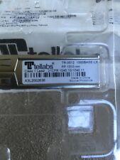 LOT OF 2 TR-0012 TELLABS 1000BASE-LX FP 1310NM 21CFR 1040.10/1040.11 SFPs