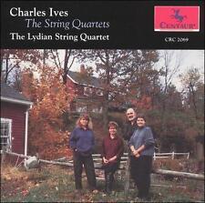 Ives: String Quartets, New Music