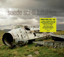 Suede : Sci-fi Lullabies CD (2014) ***NEW***