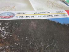 Alpenbahnen Ostalpen 1 K 33 Mariazellerbahn Alpenabstieg im Pielachtal