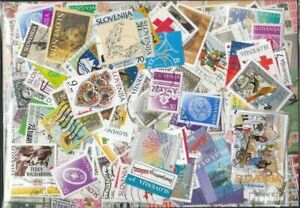 slovenia 500 different stamps