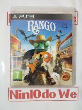 Rango (Sony PlayStation 3, 2011) - NO MANUAL - FAST POST