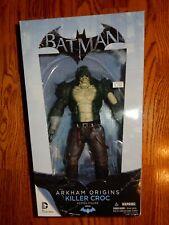 """KILLER CROC Batman Arkham Origins Series 2 DC Collectibles Action Figure 10"""""""