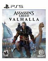 Assassin's Creed Valhalla -- Standard Edition (Sony PlayStation 5, 2020)