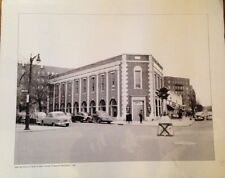 STERLING NATIONAL BANK AT 108TH STREET - FOREST HILLS, NY 1951 PHOTO 16 X 20