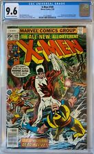 X-Men #109 CGC 9.6 White Pages 1st app. of Weapon Alpha!KEY ISSUE!L@@K!