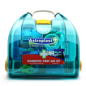 Astroplast Domestic Premium First Aid Kit Emergency Medical Kit Compact