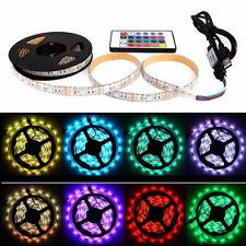 0.5m LED Strip Light 5050 RGB 60 LEDs/m IP65 TV BackLight 24key Remote USB DC 5V