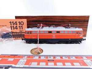 CQ603-1# Liliput H0/Dc 114 11 E-Lok / E-Locomotive 1042.704 ÖBB, Very Good +Box