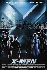 X-Men (Einzel Seiten) Internationale Stil D) Original Filmposter