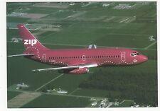 ZIP Boeing B737-200 Aviation Postcard, A994
